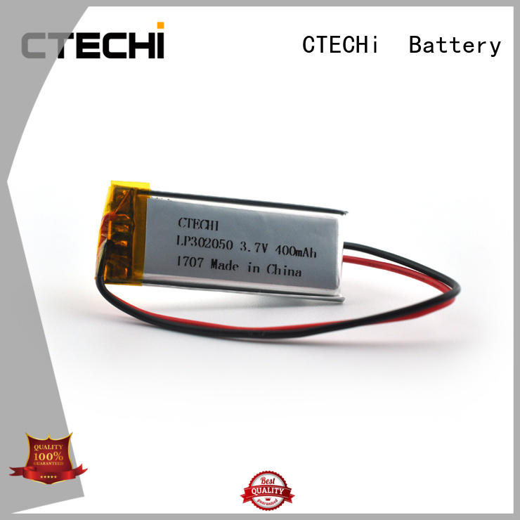 CTECHi conventional lithium polymer battery life supplier for