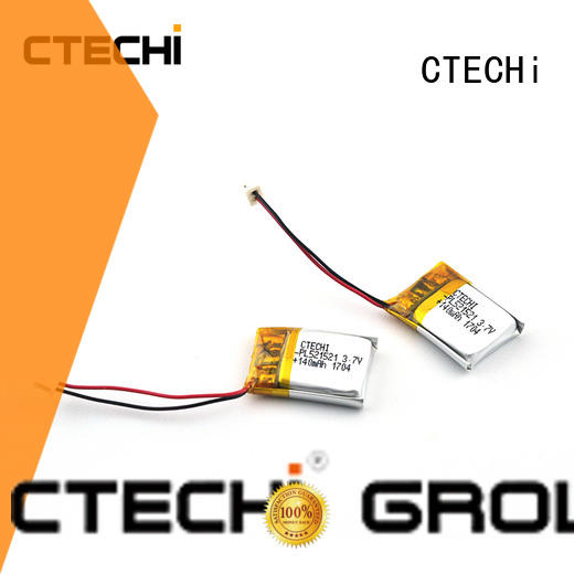 li-polymer battery for CTECHi