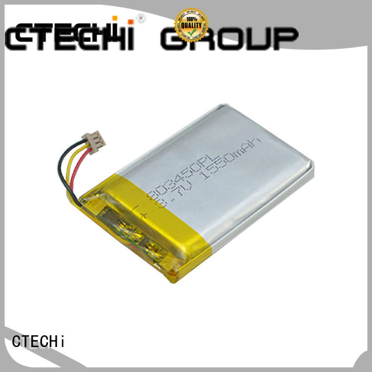 polymer battery for CTECHi
