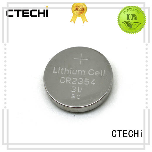 CTECHi primary lithium button batteries customized for instrument