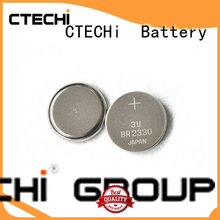 CTECHi durable panasonic lithium battery cr1620 for drones