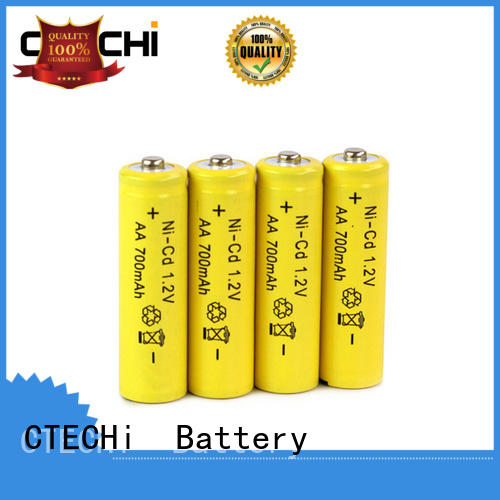 stable batterie nicd factory for emergency lighting CTECHi