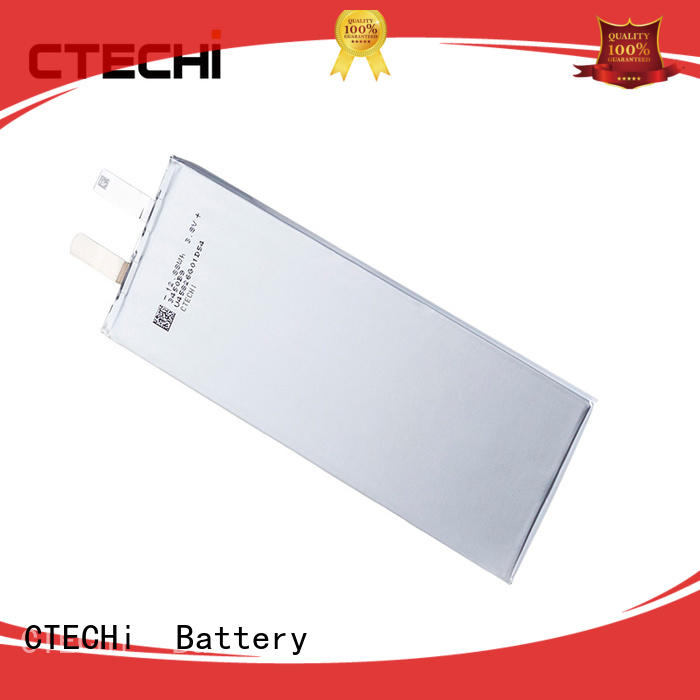CTECHi iPhone battery design for home