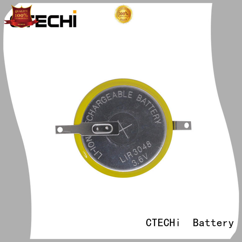 CTECHi charging rechargeable button batteries manufacturer for calculator