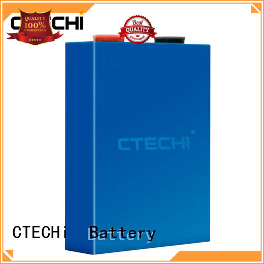 CTECHi certificated lifepo4 battery quickly charged for industry