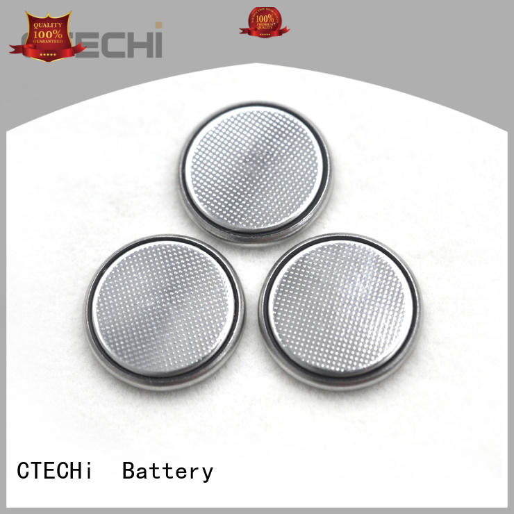 digital rechargeable coin batteries factory for car key
