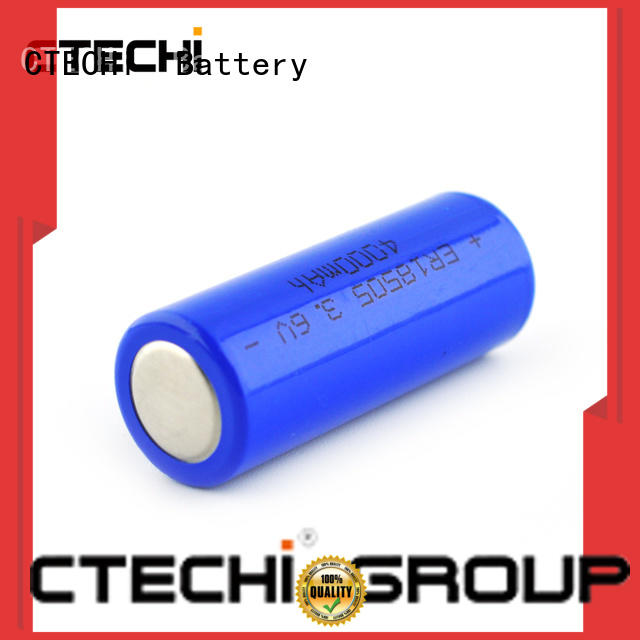 CTECHi small lithium ion battery factory for electronic products