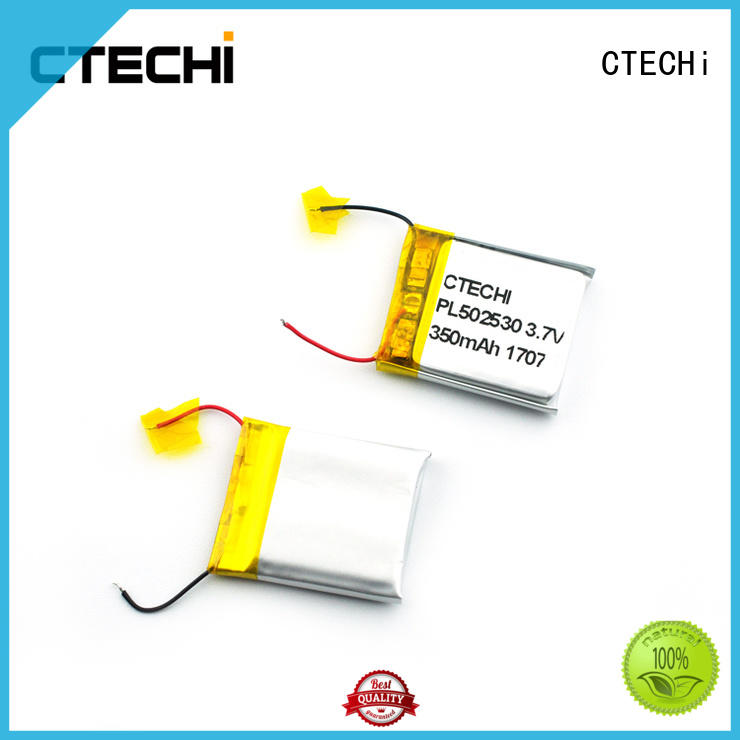 CTECHi conventional polymer battery supplier for electronics device
