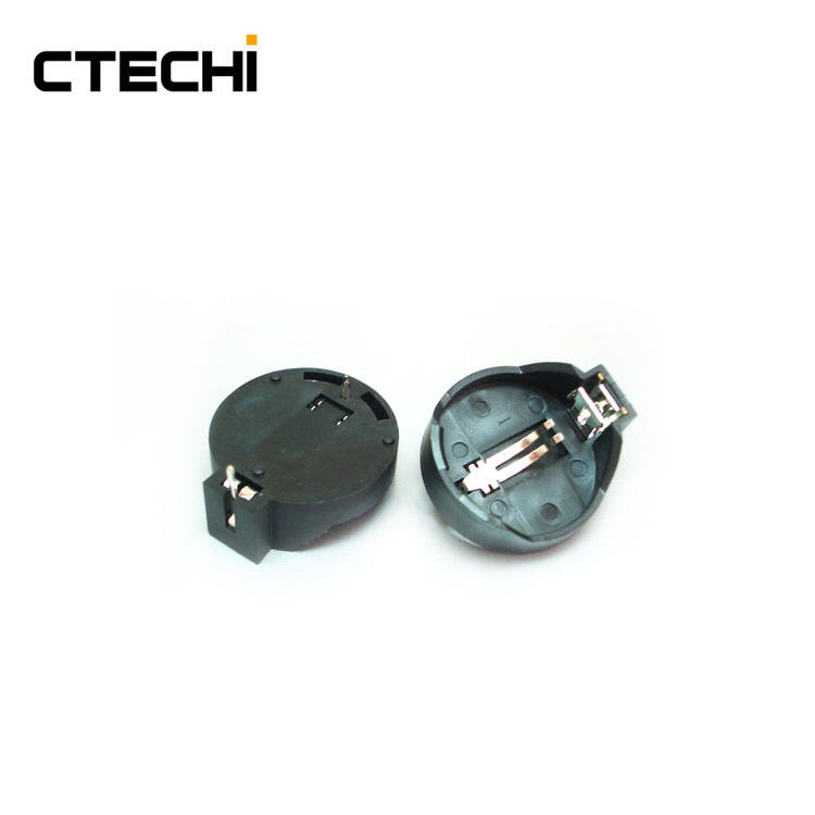 BS-2032-2 button coin cell battery holder