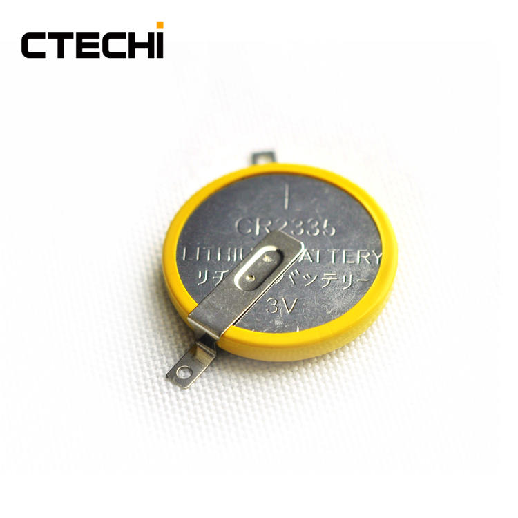 Small electronic products primary coin battery CR2335