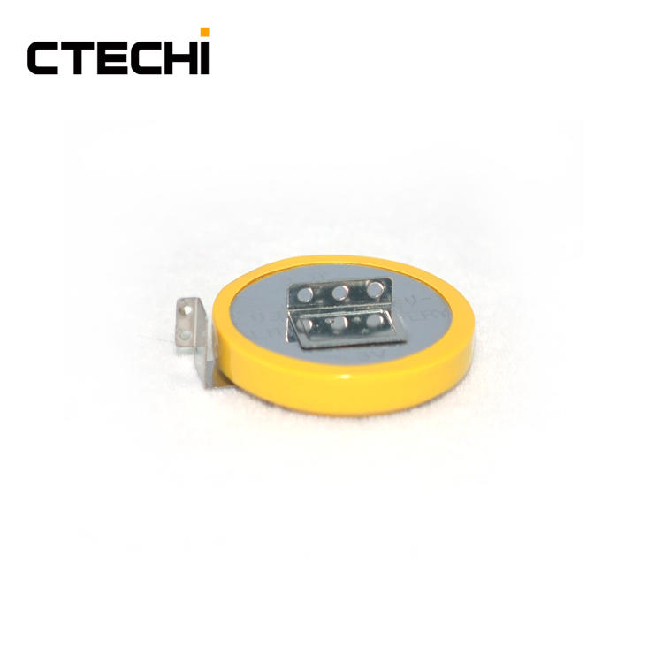 precision instrument lithium primary button battery CR2450