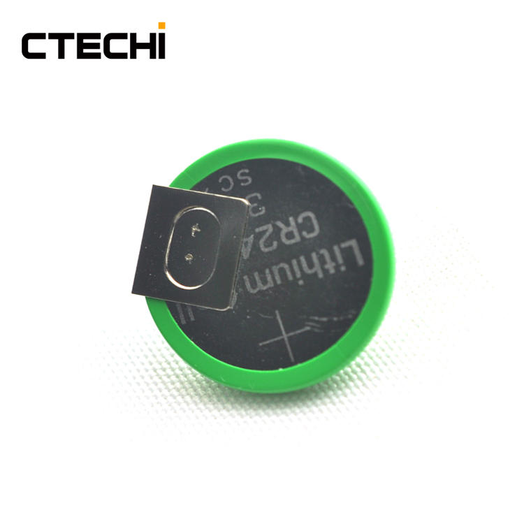 Electronic Components lithium primary button battery CR2430