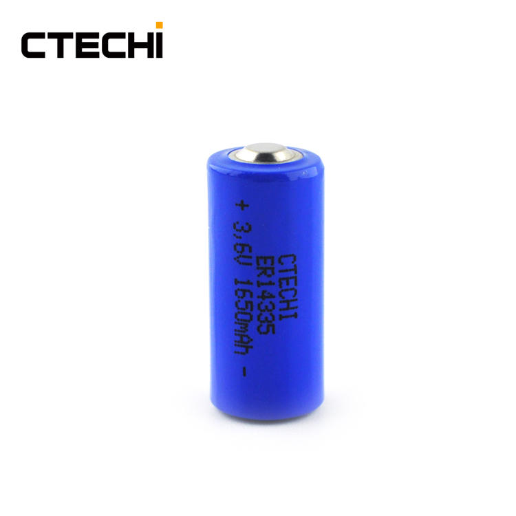Electronic instrument lithium primary battery ER14335 Suppliers