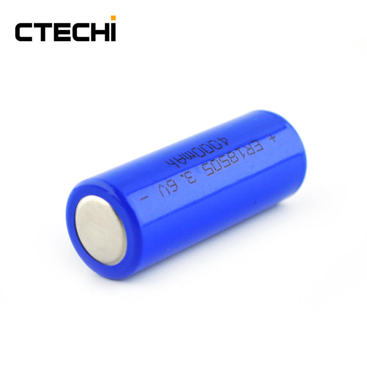 High performance electronic equipment backup lithium battery ER18505 Manufacture