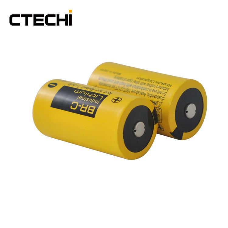 Panasonic high temperature lithium primary battery BR-C Manufacture