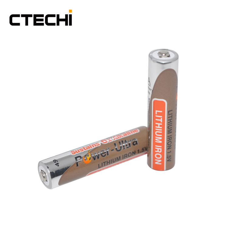 CTECHi durable li-fes2 battery series for cameras-1