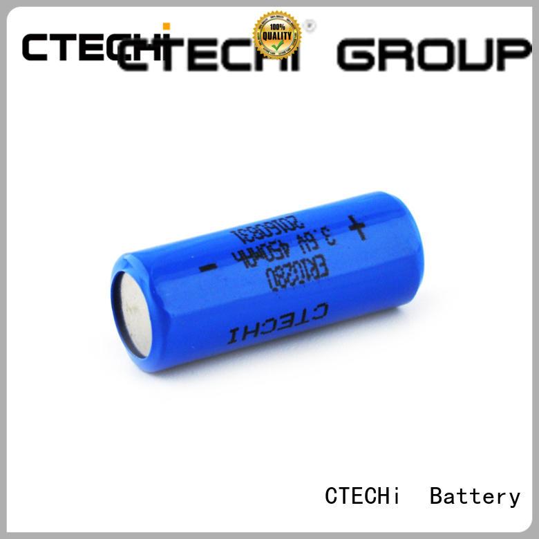 ER10280 high power lithium primary battery