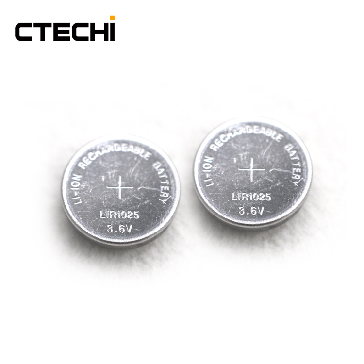 CTECHi charging rechargeable coin batteries wholesale for watch-2