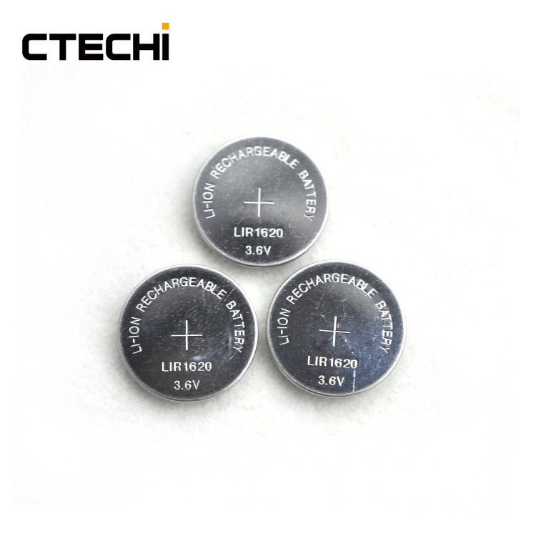 CTECHi rechargeable button cell manufacturer for watch-2