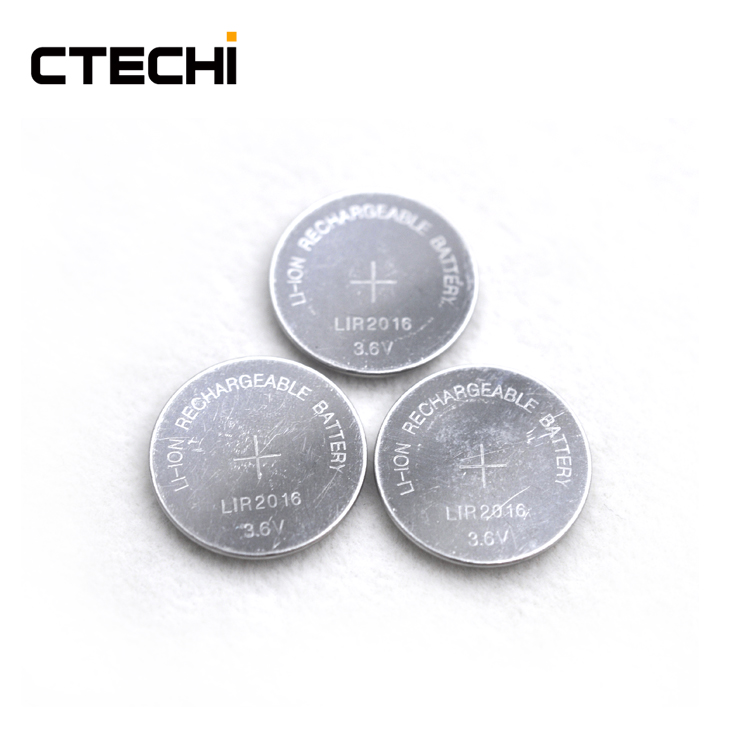 CTECHi rechargeable button batteries manufacturer for household-2