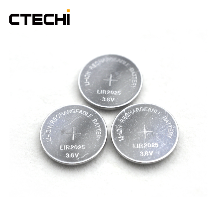small rechargeable button batteries factory for calculator-1
