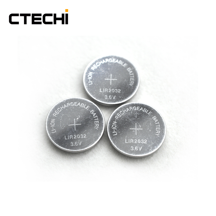 CTECHi rechargeable button cell manufacturer for calculator-2