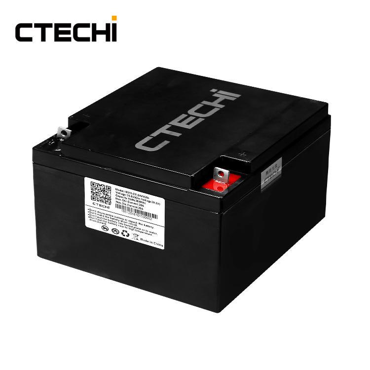 Small LiFePO4 energy storage battery pack 24V 15Ah