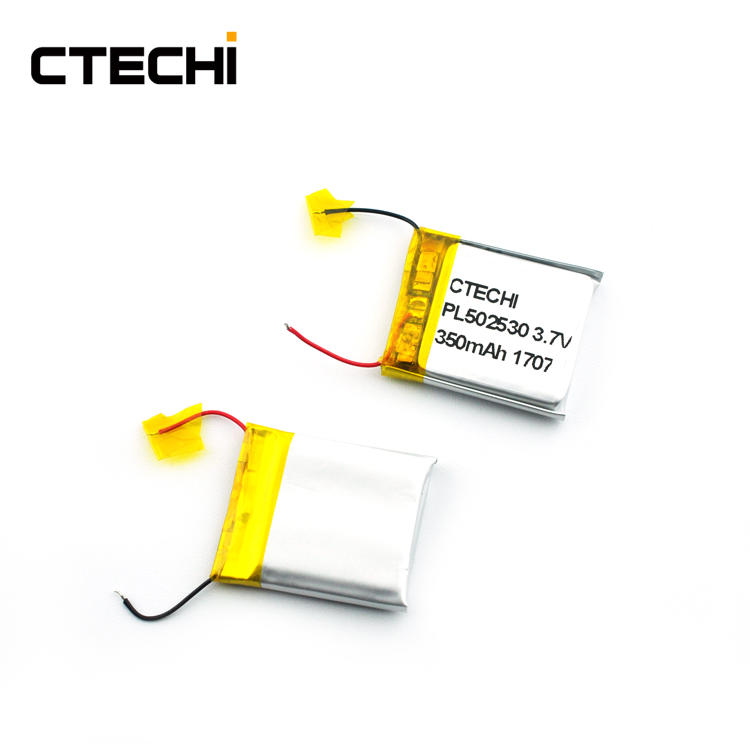 Customize lithium polymer battery 502530