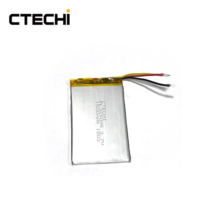 Digital electronics lithium-ion battery PL325085 3.7V Manufacture