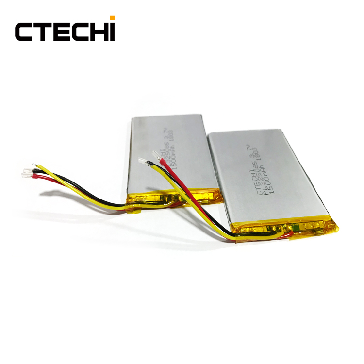CTECHi lithium polymer battery life personalized for phone-1