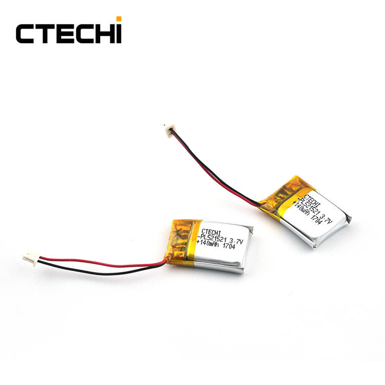 Brand lithium ion polymer battery PL521521 3.7V Manufacture