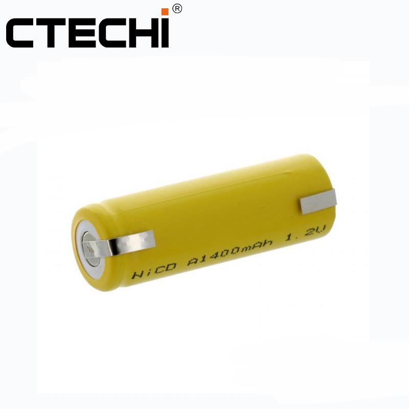 CTECHi saft ni cd battery customized for sweeping robot-1