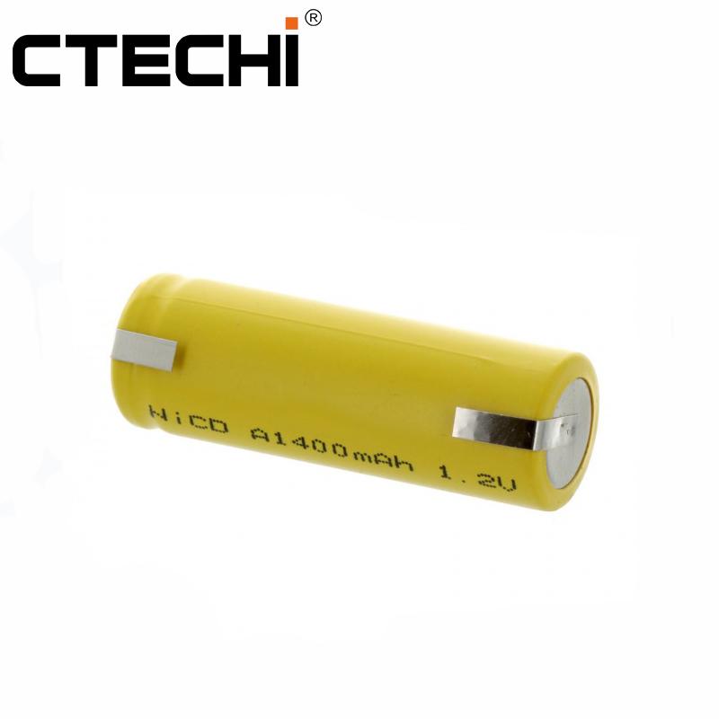 CTECHi saft ni cd battery customized for sweeping robot-2