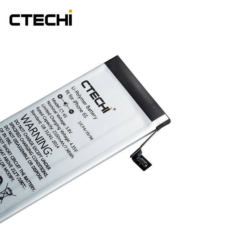 CTECHi iPhone battery factory for store-2