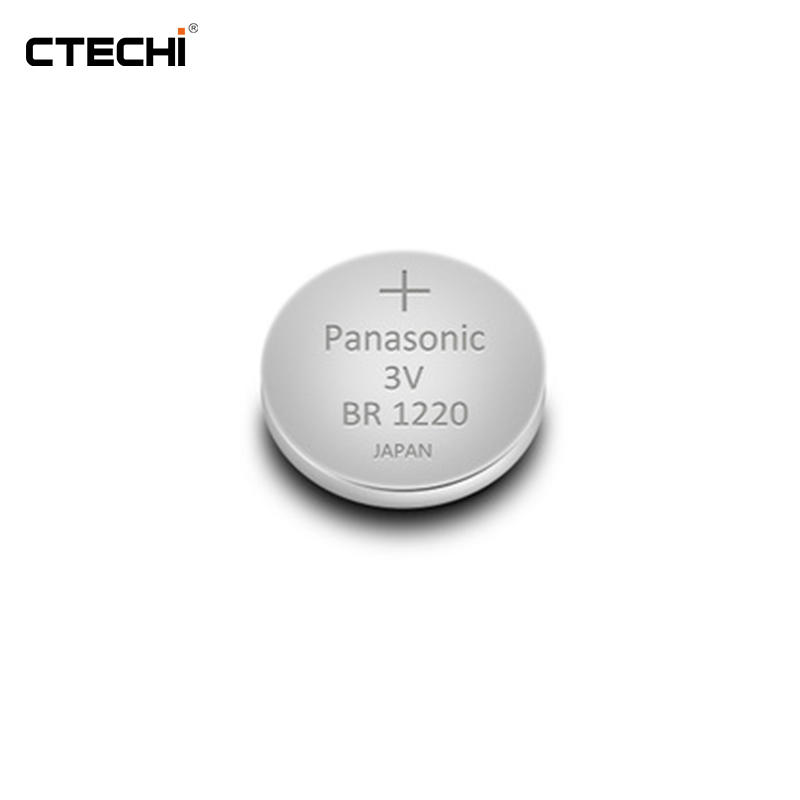 BR1220 Button Batteries 3V 35mAh for Watch Electronic Toy Remote