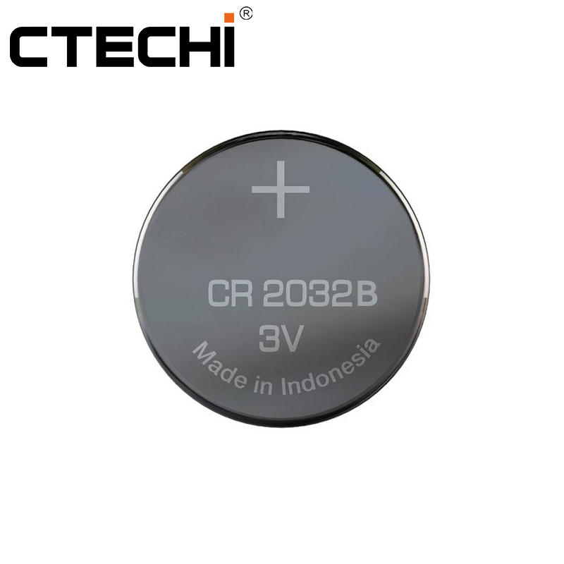 CR2032B 3V 210mAh Night-Vision Devices Primary Coin Cell for Panasonic