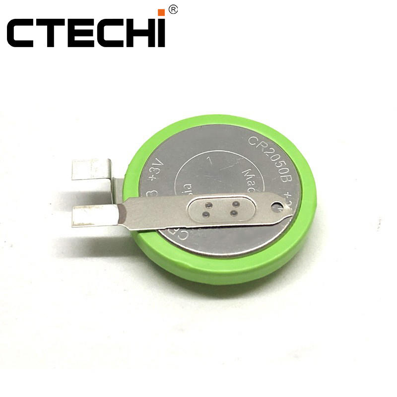 CR2050B2 3V 345mAh High Temperatures Primary Button Battery
