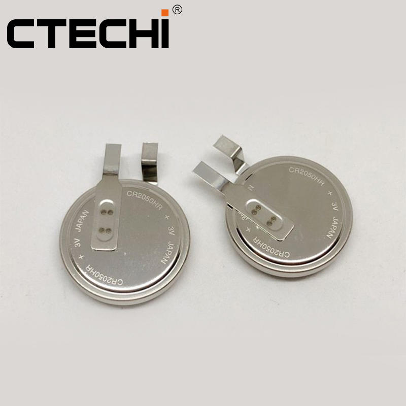 CR2050W Wire-Less Communication Primary Button Battery 3V 345mAh