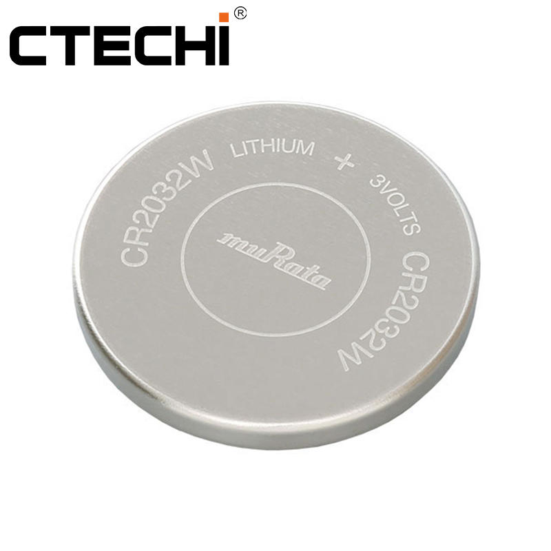 CR2032W 3V 210mAh Wide Temperatures Button Battery for SMOKE Alertor