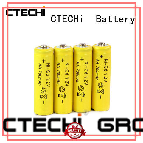 CTECHi ni-cd battery factory for sweeping robot