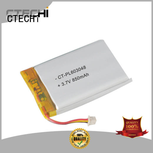 CTECHi digital lithium polymer batterie customized for smartphone
