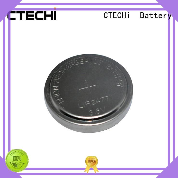 digital rechargeable button batteries manufacturer for car key