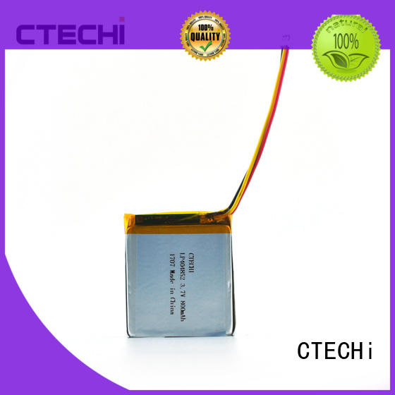 CTECHi quality lithium polymer battery 12v personalized for phone