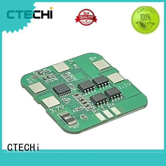 CTECHi anti-over current batterie management system customized for factory