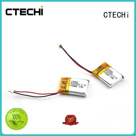 soft li-polymer battery series for electronics device