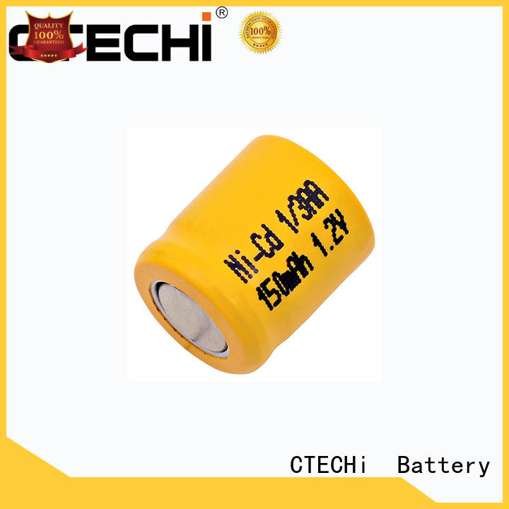 power batterie nicd aa size for payment terminals CTECHi