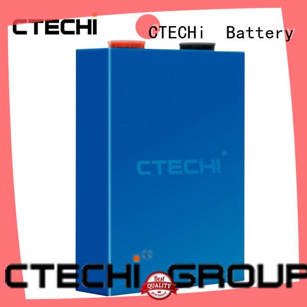 CTECHi 12v lifepo4 batterie series for RV