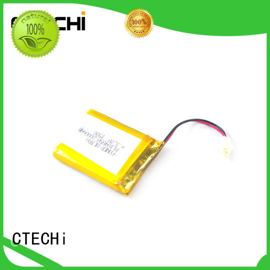 CTECHi performance polymer batterie personalized for smartphone