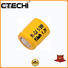 NiCd Industrial Rechargeable Battery 1/3AA 1.2V 150mAh