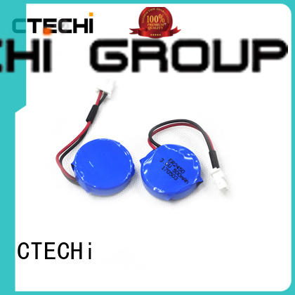 small lithium ion battery for remote controls CTECHi